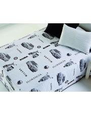 narzuta na łóżko i kanapę